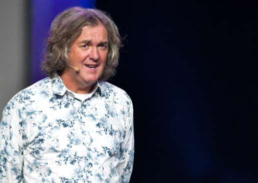Top Gear presenter James May. Photo: Mark Yeoman
