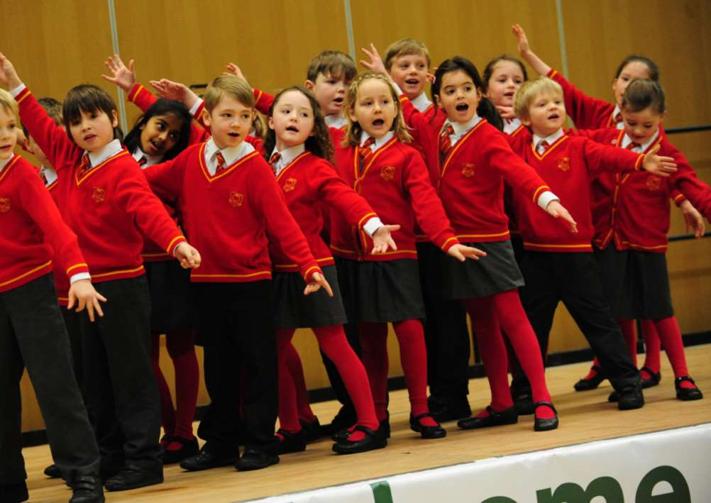 Colsterworth Festival of Performing Arts: Grantham Prep