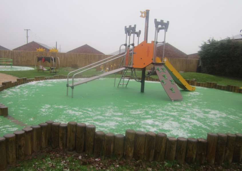 Barrowby play park
