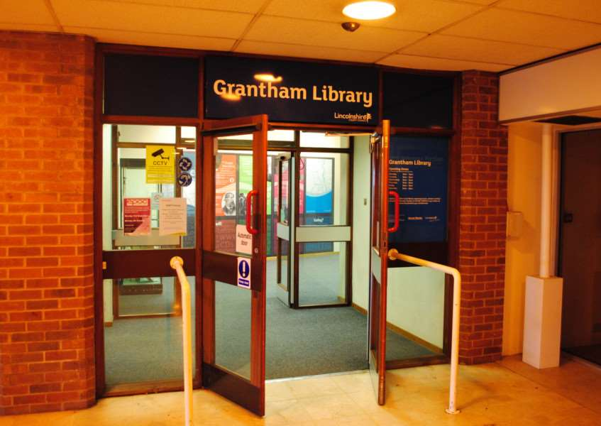 Grantham Library