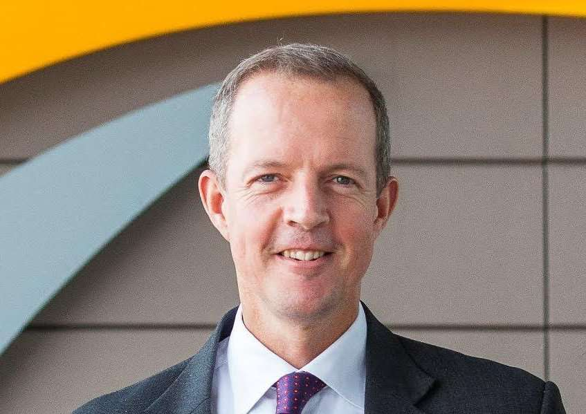 Nick Boles, MP for Grantham and Stamford