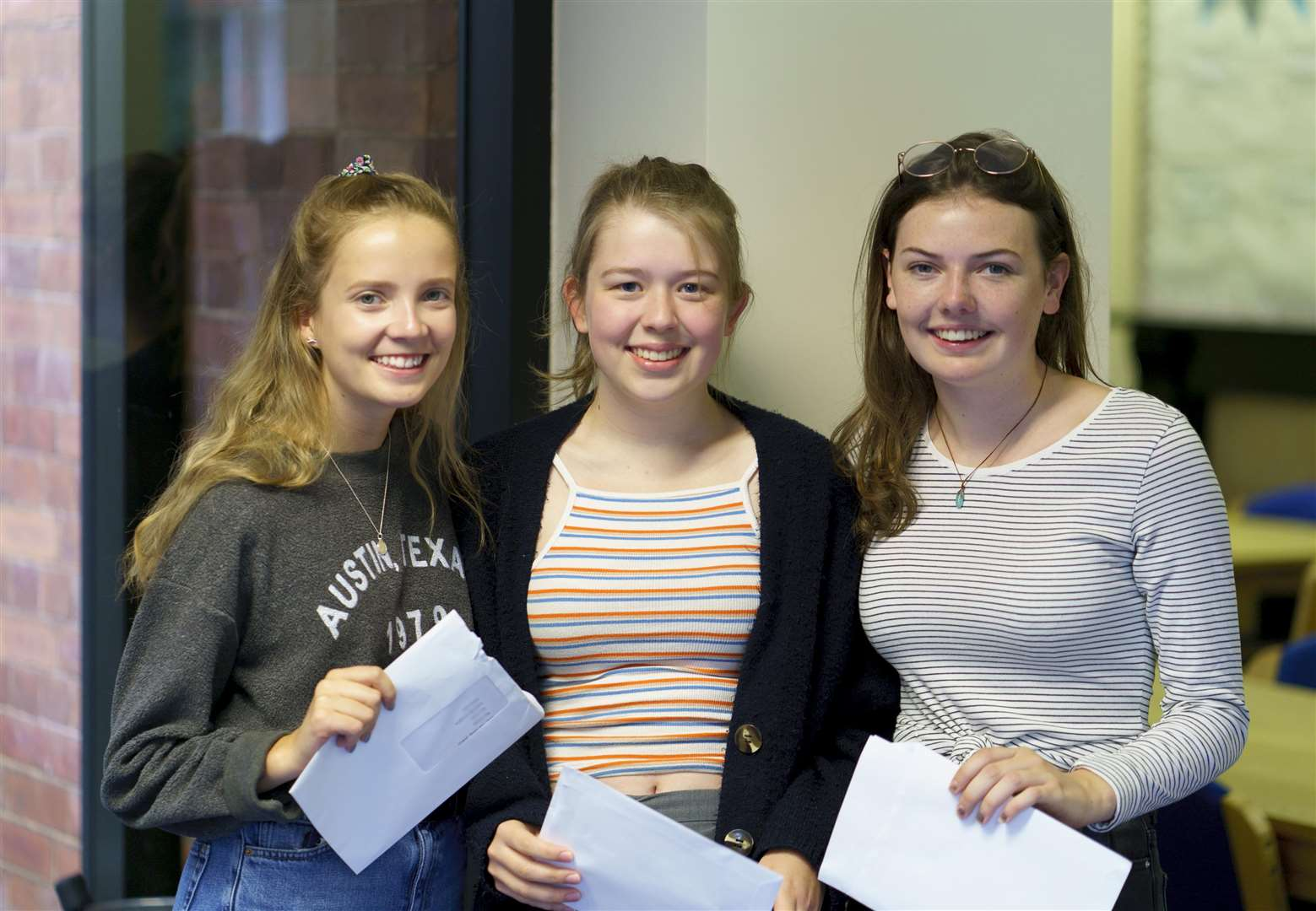Year 13 students have achieved a 99.3% pass rate overall at A-level. (3635847)