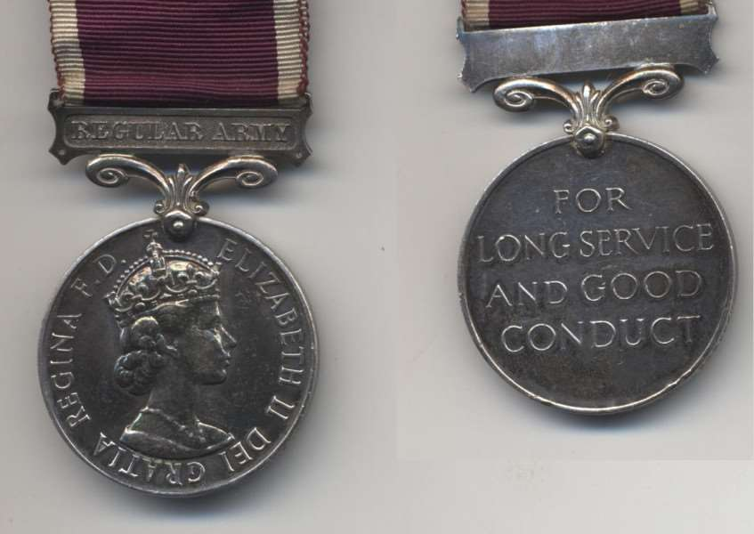 Can you help return this medal (front and back shown) to its deserving owner?