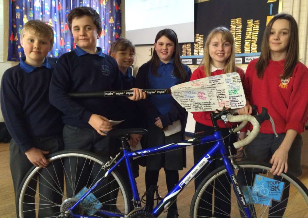 Inspire+ at Caythorpe Primary School
