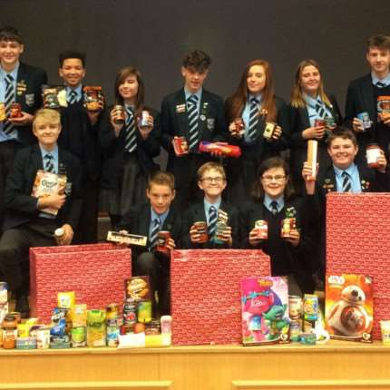 The foodbank appeal