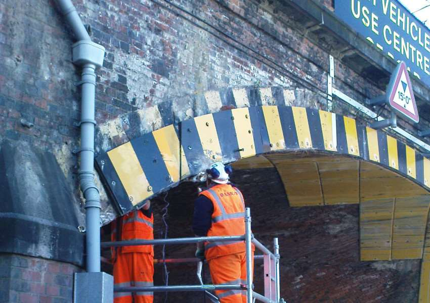 Network Rail are to carry out further work at Harlaxton Road bridge.