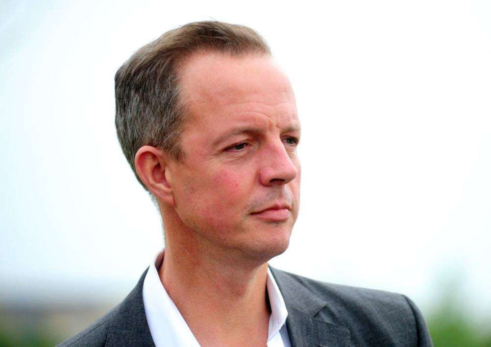 Grantham MP Nick Boles.