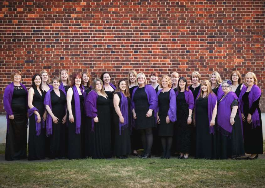 Cranwell Military Wives Choir