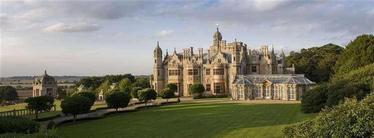 Harlaxton Manor. (20619982)