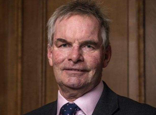 Coun Martin Hill, leader of Lincolnshire County Council. (42943924)