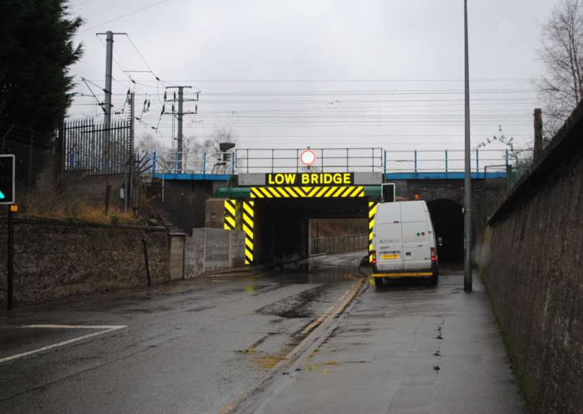 Springfield Road bridge.