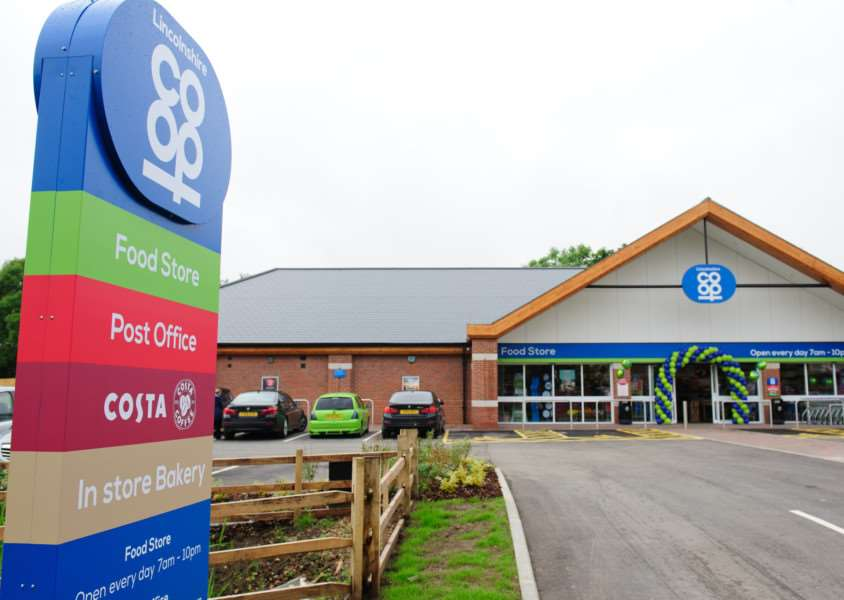 Lincolnshire Co-op has seen its sales hit new heights. Picture: Chris Vaughan/Chris Vaughan Photography Date: June 16, 2016