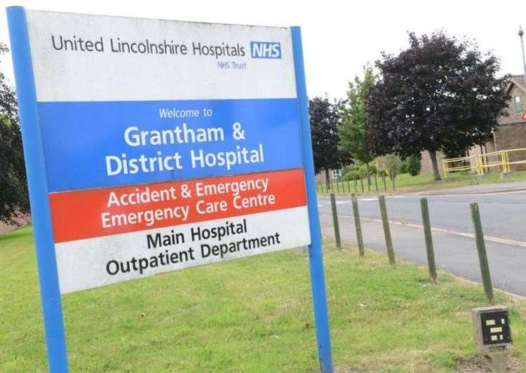 The trust which runs Grantham Hospital has missed target waiting and treatment times for more than fives years. (22471554)