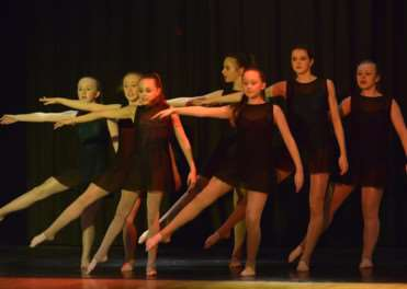 Colsterworth Festival of Performing Arts. Dancepointe Acadmey, Grantham.'Photo: Big Image Photography
