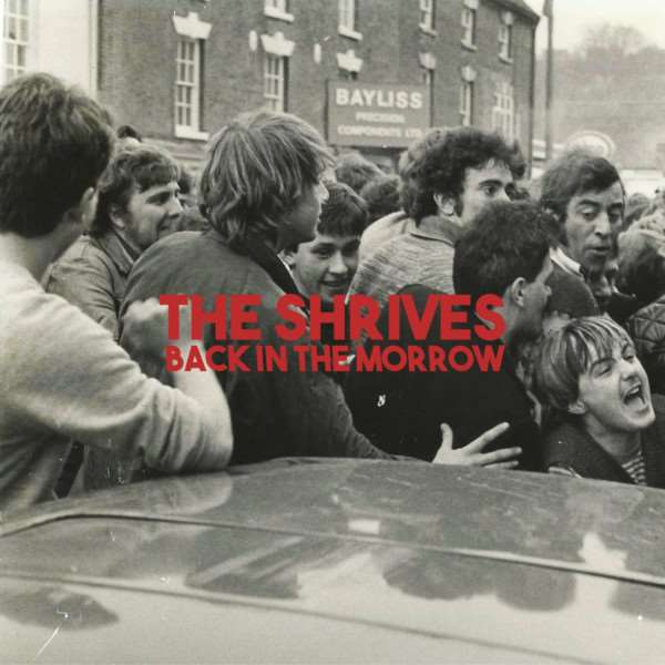 The Shrives new album Back in the Morrow.