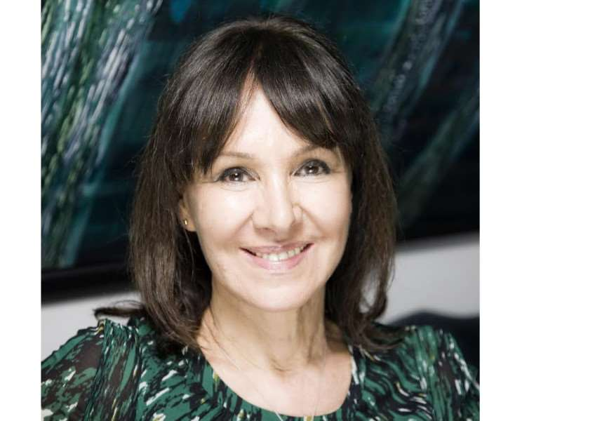 Arlene Phillips is coming to Grantham next week.