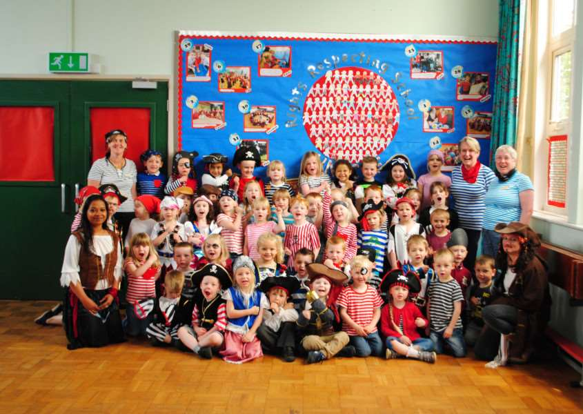 Pirate Day at Harrowby Infant School EMN-160518-121350001