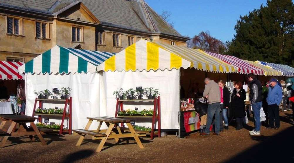 Don't miss Belton House's Winter Market