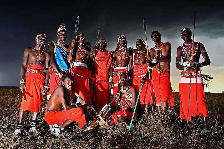 Maasai Warriors (3836856)