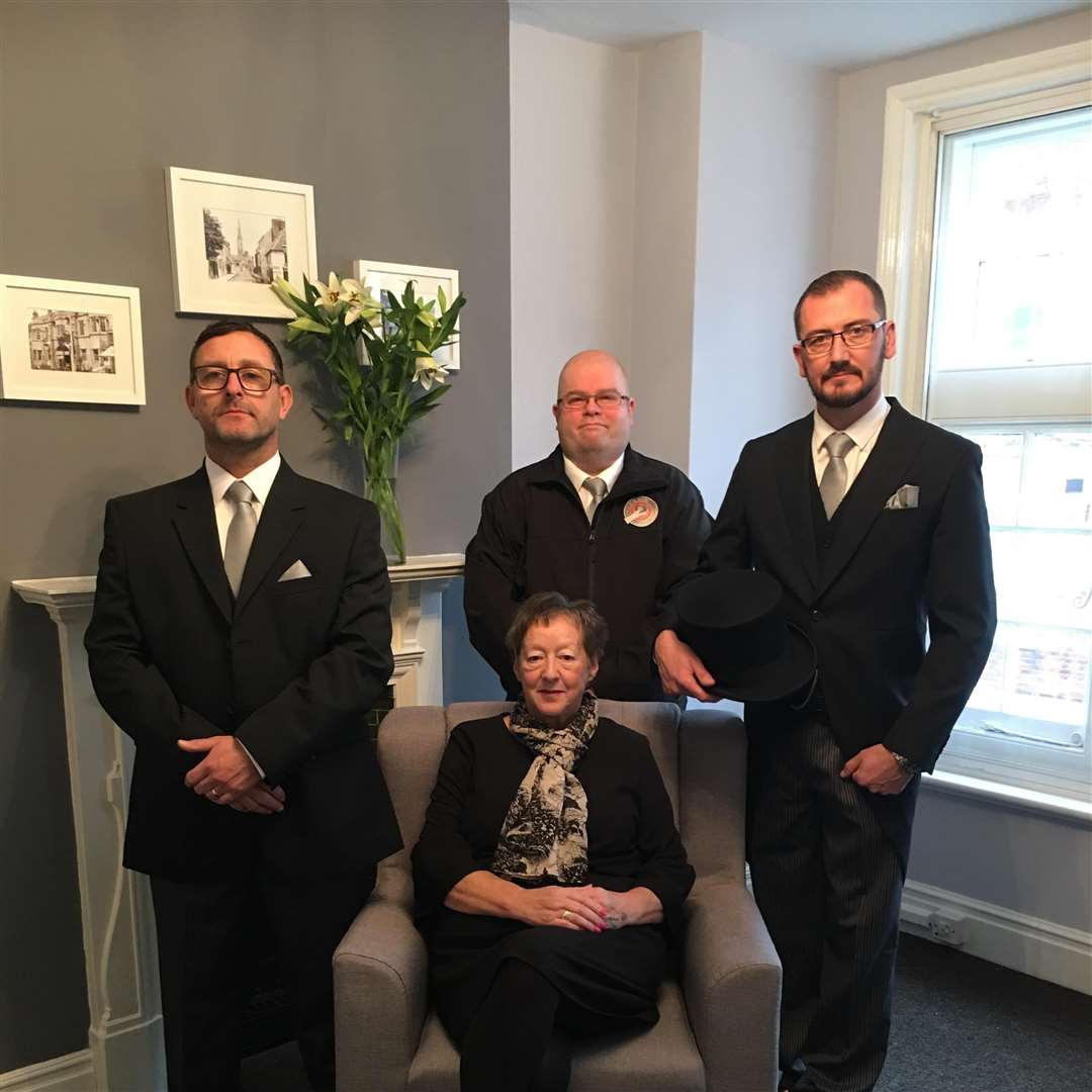 The team at Price and Son Funeral Directors (6128188)