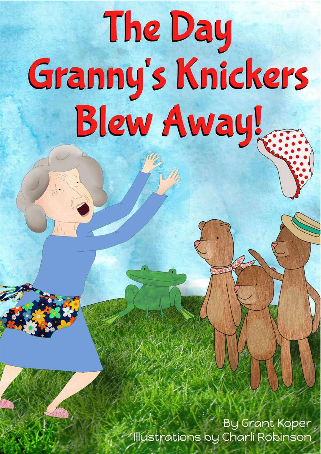 The Day Granny's Knickers Blew Away (2564672)