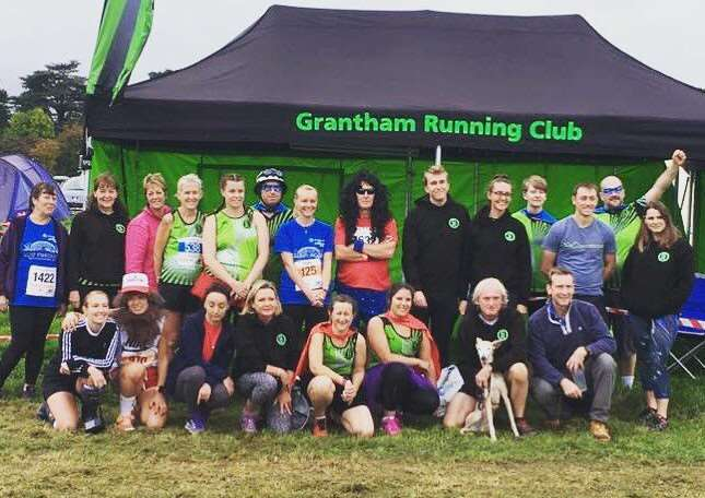 Grantham Running Club at Equinox24